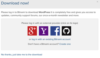 Install WordPress Download WordPress 2