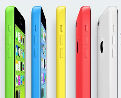 アップル iPhone 5c
