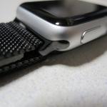 Apple Watchに黒ミラネーゼループを格安で装着してみた