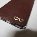 メガネが微妙にかっこいい手帳型ケースを買ってみた mononoffジェントルマンケース