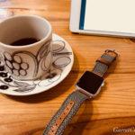 Apple WatchのベルトにKnotのベルトを使うという選択肢