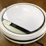 Amazonで大人気のロボット型掃除機ILIFE V3s Proを使ってみて思ったこと